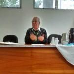 Palestra do Acadêmico Humberto Domingos Pastore