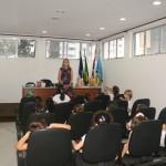 Atividade em parceria com a Fundação Pró-memória sob a responsabilidade de Nair Alves Duarte