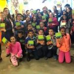 """Distribuição de 430 livros - """"O Rio que era doce"""" para estudantes"""