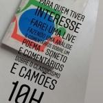 "Sonetos de Camões, intitulado ""Camões lírico leve fácil"""