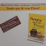 """Coletânea """"Senta que lá vem Prosa"""""""