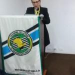 Celebração do aniversário de 38 anos da Academia de Letras da Grande São Paulo