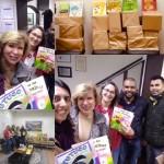 Ana Stoppa recebeu os coordenadores pedagógicos de Ibiúna